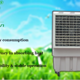 Water Tank desert air cooler/Evaporative air conditioner/Portable floor standing air cooler