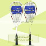 HIGH quality carbon and aluminium squash racket/squash/squash racquet