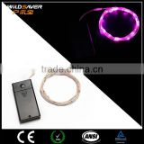 3v 6v battery powered led strip lights for cars