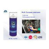 All Purposes Industrial Lubricants 400ml Anti-rust Oil Based Aerosol Silicone Spray Lubricant