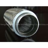 Stainless steel flexible exhaust pipe/exhaust system/exhaust hose