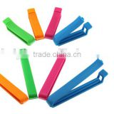 Plastic seal clips for food bag