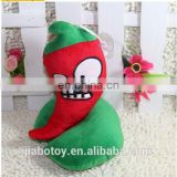 ICTI Audited factor plush toy Customized Manufacturer professional custom plush toy plants vs zombies 2 stuffed plush toys