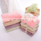 High Quality Excellent Absorption Coral velvet Microfiber Face Towel