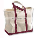 good quality brand names custom make promotion canvas bag