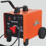 Moving Type BX1-200F AC ARC Welding Machine With Transformer Step Current Adjustment