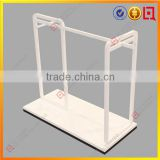 Fashion new design used clothing racks for sale