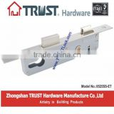 TRUST 85X20mm High Security mortise hook lock