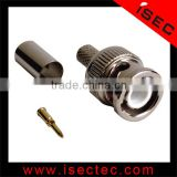 BNC-Crimp Plug, BNC Connector
