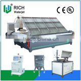 Waterjet cutting machine with glass loading system                                                                                                         Supplier's Choice