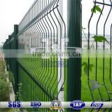 Anping Factory Green PVC Coated Welded Wire Mesh Fence