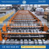 Cold Roll Section Machine