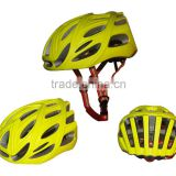 KY-0412 RockBros Bicycle Cycling Helmet EPS+PC Material Ultralight Mountain Bike Helmet 25 Air Vents SIZE:57-62cm