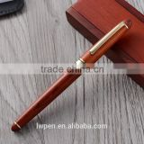 Wholesale wood pen box for wood fountain pen