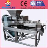 Coconut press machine, coconut milk extractor, double screw pressing coconut machine