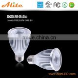 China manufacturer Energy Star 8w COB par 20 led