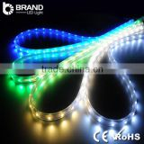 High Quality IP65 Outdoor Color Changing Shanghai Factory RGB LED Strip Light