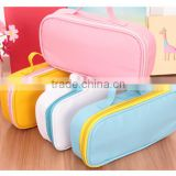 Korean tote pencil bag large canvas stationery bag                                                                         Quality Choice