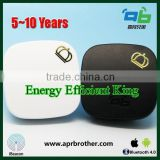 Bluetooth low energy module with Eddystone & Beacon/iBeacon tech over 5-year battery life
