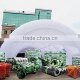 inflatable CS, inflatable paintball bunkers