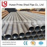 China wholesale astm astm a53b erw steel pipe for pressure vessel API ERW Round welded Carbon Steel Pipe