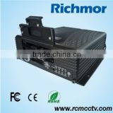 Richmor Vehicle CCTV Surveillance/32GB micro SD memory card Real Time Recording 8ch.Mobile DVR Supplier