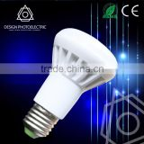 led light bulb parts,led bulb light Pass CE &ROHS certificate led bulb light e27 led BR30 bulb