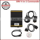 Best Quality professional auto key programmer ORV COMMANDER 4-in-1 orv 4 in 1 for OPEL ,Renault,Volvo on hot sales