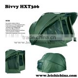 Green color winter protect carp bivvy