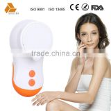 Battery powered facial cleansing machine ultrasonic facial cleaner