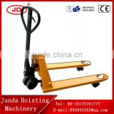 hydraulic manual pallet Jack China Factory hand manual pallet truck capacity 1000KG-3000KG