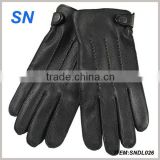 hot fashion noble sexy promotional customerized warm dear leather driving gloves for man
