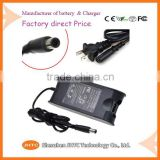 100% Compatible with Original AC/DC power laptop adapter 90w Charger for dell 19.5v 4.62a LA90PS0-00