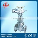 stainless steel electric actuated wedge gate valve