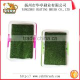 Dog and Cat/indoor dog toilet with grass mat                                                                         Quality Choice