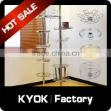 KYOK best selling wholesale kitchen hardware fittings,high quality drawer drawer,pole system series