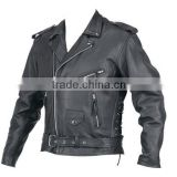 Motorcycle Leather Jacket / Biker Leather Jacket / Chapper Bike Jacket/Men Leather Motorbike Jackets, Leather Motorcycle Jackets
