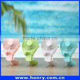 China Suppliers Mini Hand Fans Battery Operated Standing Fan for Kids