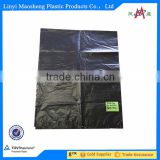 Heavy Duty Biodegradable Large black plant/garbage plastic bag in roll                                                                         Quality Choice