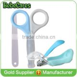 Safety baby nail clipper set 3 pcs per pack
