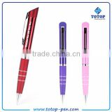 Small MOQ small order fast deliver twist good metal pen                                                                                                         Supplier's Choice