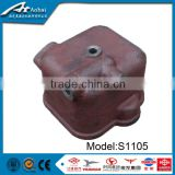 Tractor engine spare parts R175 cast iron cylinder head cover                                                                                                         Supplier's Choice