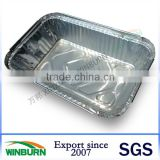 Disposable Rectangular Aluminium/Tin Foil Tray