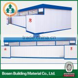 easy assembly simple prefabricated portable toilets cabins