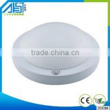 PIR motion sensor wall mount 2D bulk head factory price 13W ceiling light CE RoHS approval