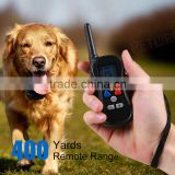 outdoor barking control hot-sale vibration no-bark collar