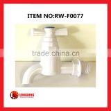 Factory Supply high quality plastic hose cock/hose bibcock/bib tap
