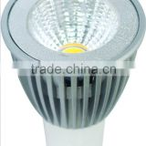 E27 aluminum plate cob led spot light lamp cup