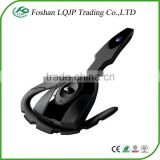 Black Rechargeable Bluetooth for ps3 Wireless Headset Headphone Earphone for PS3/ps4 pc for psv Gaming