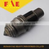standard conical cutting teeth for construction machinery/earthworks industry parts/construction cutter tools